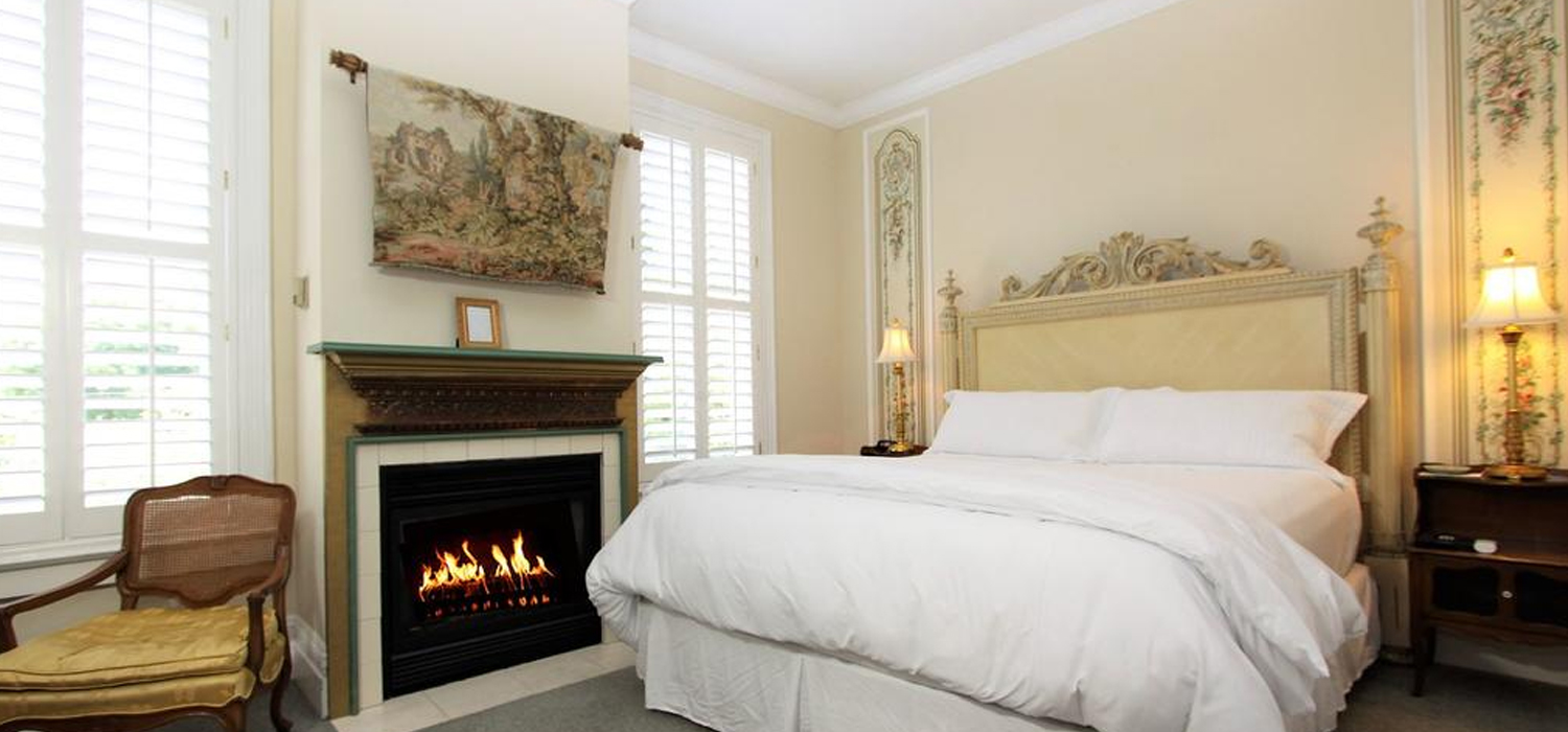Our Warm and Inviting bed & breakfast is Located Just Steps to Downtown Napa
